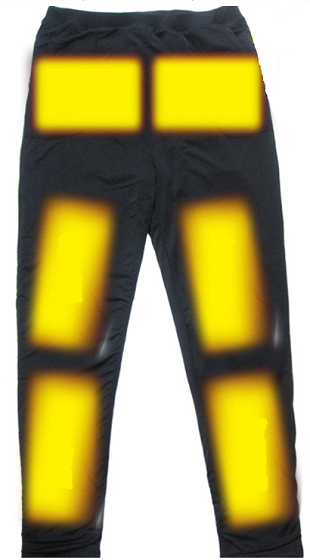 Battery Heated Pants